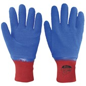 Matrix Blue Grip Glove - Latex Coating