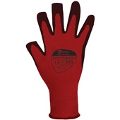 Polyco Matrix Fingerless Work Gloves 933 with PU coating