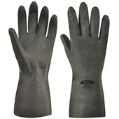 Polyco Maxima Rubber Gauntlet Gloves 51