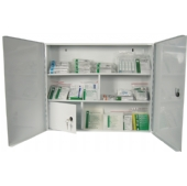 Comprehensive Industrial First Aid Cabinet