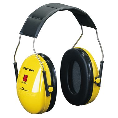 3M Peltor Optime I Headband Ear Defenders H510A - SNR 27dB