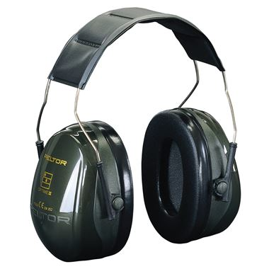 3M Peltor Optime II Headband Ear Defender - SNR 31