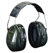 3M Peltor Optime II Headband Ear Defender H520A - SNR 31dB