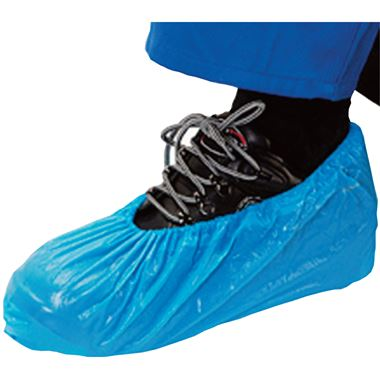 General Purpose Disposable Overshoes (Pack 100)