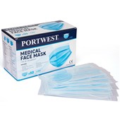 Type IIR Surgical Disposable Face Mask - Individually Wrapped (Pack 50)