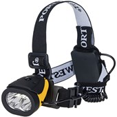 Portwest PA63 Dual Power Head Torch - 100 Lumens