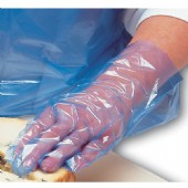 Digit Blue Polythene Powder Free Glove Pk100