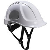 Portwest PS55 Endurance Helmet - vented - Wheel Ratchet - Short Peak