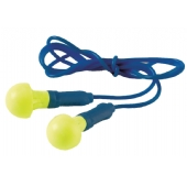 3M EAR Push Ins Corded Ear Plugs EX-01-020 (100 Pairs) - SNR 38dB