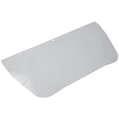 JSP Surefit Replacement Clear Polycarbonate Visor ANX060-230-000