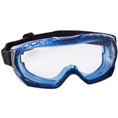 Portwest PW25 Ultra Vista Safety Goggle - Anti Mist & Anti Scratch Lens