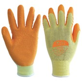 Polyco Reflex Gloves 860 with Latex Coating