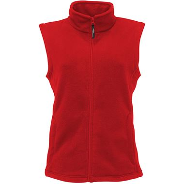 Ladies Regatta Micro Fleece Bodywarmer - 210gsm