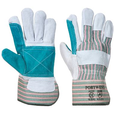 Rigmaster Double Palm Rigger Gloves