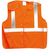 Hi Vis Rail Track Vests Tops