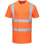 Portwest High Visibility T-Shirt GO/RT Orange