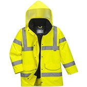 Portwest S360 Yellow Ladies Hi Vis Jacket
