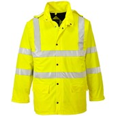 Sealtex Ultra High Visibility Breathable Padded Jacket Yellow
