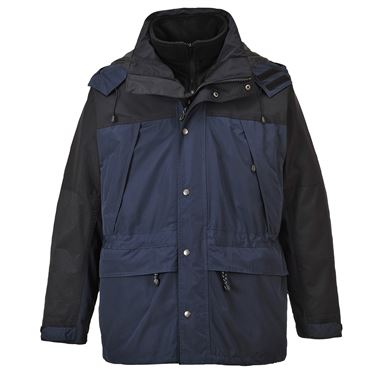 Orkney 3 in 1 Breathable Workwear Jacket