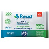 Sanitising Hand & Surface Wipes (Pack 60)