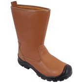 Rigger safety Boot - Tan