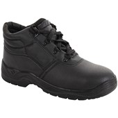 Chukka Safety Boot with Steel Midsole - SBP SRA