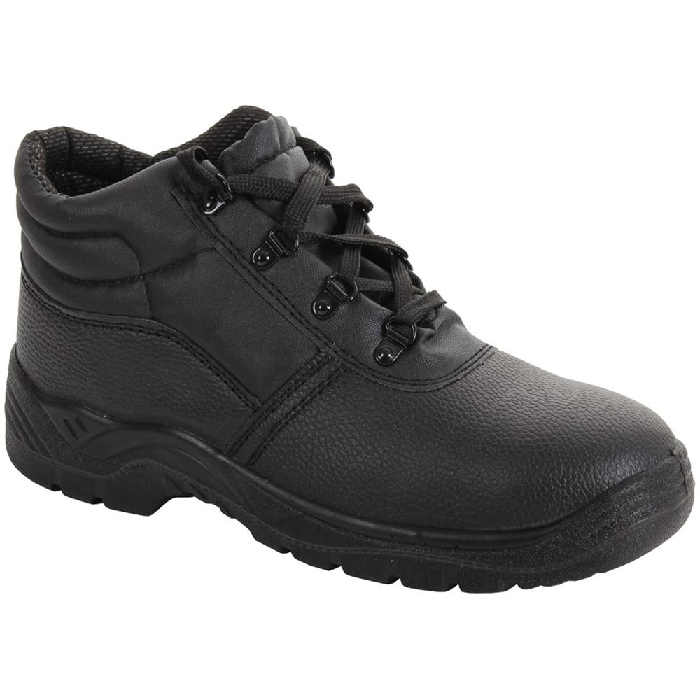 4edbb3ee282 SBU02 Chukka Steel Toe Cap Safety Boot | Buy Today