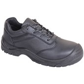 Leather Lace Up Safety Shoe