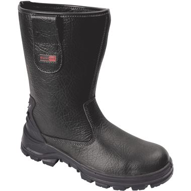Blackrock Rigger Safety Boot Black