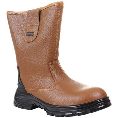 Blackrock SF01 Tan Rigger Safety Boot S1P