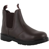 Blackrock SF12 Brown Dealer Safety Boot SBP