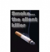 Smoke the silent killer