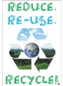 Recycle poster