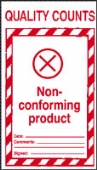 non-conforming product