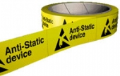 anti static device on a roll 50 x 50