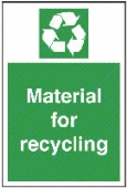material for recycling