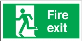 fire exit (man left)