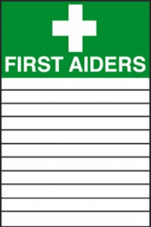 first aiders