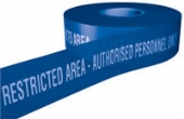 restricted area - authorised personnel only