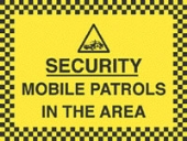 mobile patrols in the area