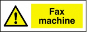fax machine (pack of 10)