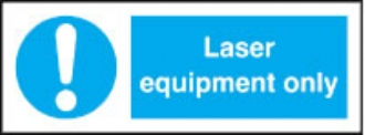 laser equipment only (pack of 10)