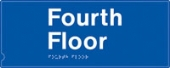 fourth floor (white & blue)