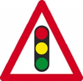 traffic lights with channel