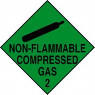 Non Flammable Compressed Gas Safetec Direct Ltd
