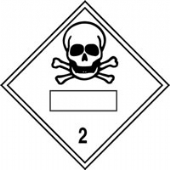 new regulation placard toxic 2