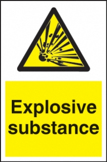 explosive substance