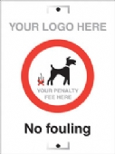 no fouling - add your own penalty fee only