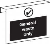 General waste only