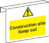 construction site keep out